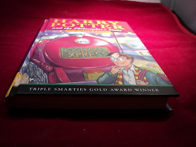Harry Potter and the philosopher's stone First Published by Bloomsbury 28TH run
