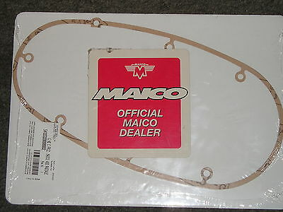 Maico Clutch cover gasket - fits 67-75 motors - NEW!