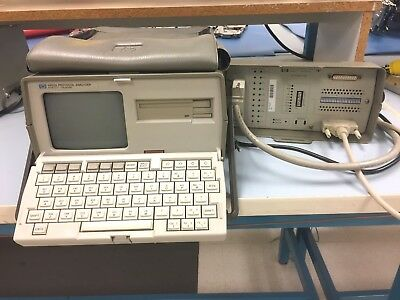 Hp 4952 Protocol Analyzer With 18179A Interface And Cables Rs-232C/v.24