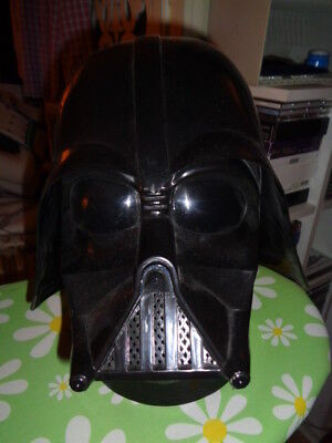 Original Star  Wars Darth Vader Helm Mit Innensignatur Lucasfilm 1997 Germany