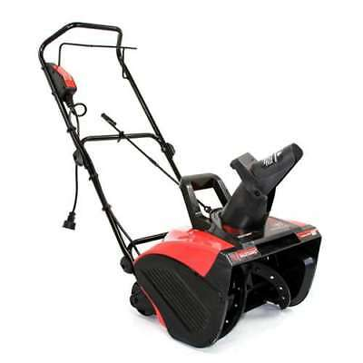"""Maztang 18"""" 13 Amp 180 Degree Chute 2100 RPM 120V Electric Snow Thrower (Used)"""