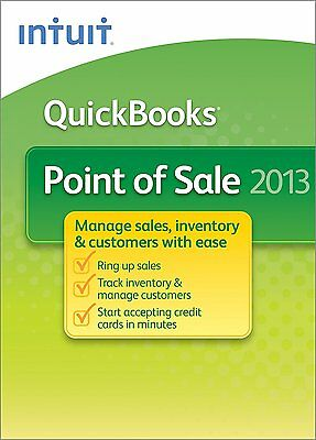 Quickbooks Point of Sale v 11 Multi Store