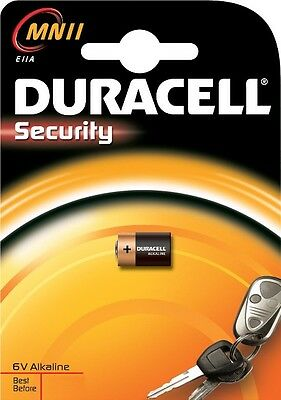 Battery Duracell Micro Stylus Mn11 1 Pc. Alkaline Security 6V E11A L1016 Gp11A