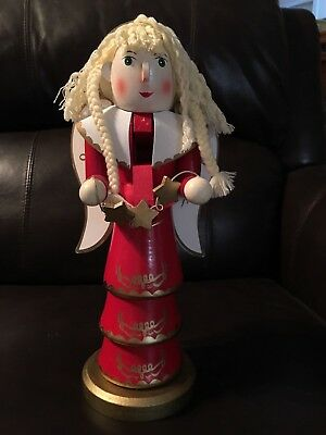 Limited Edition Angel Nutcracker- 2007- Target Corp
