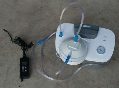 Free Shipping Drive Vacumax Plus And Go Portable Suction Unit Machine