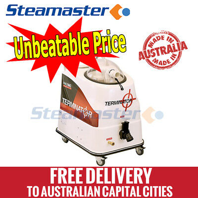 carpet extractor Polivac Terminator carpet steam cleaner cleaning equipment only