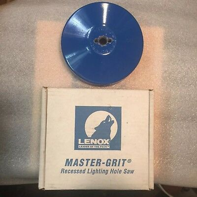 "6-3/8"" Recessed Lighting Holesaw"