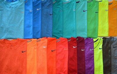 Men's Nike Dri-Fit Polyester Athletic Training Shirt