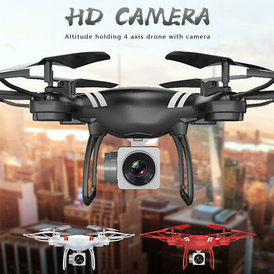 KY101 2.4G 4CH 6Axis RC FPV Drone Altitude Hold Wifi 2.0MP HD Camera Quadcopter