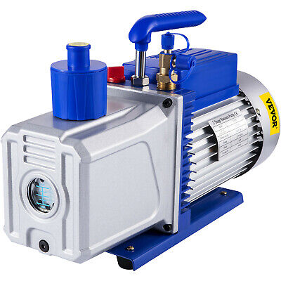 12CFM 2 Stages 1HP Refrigerant Vacuum Pump Air Condition 110V/50HZ operation