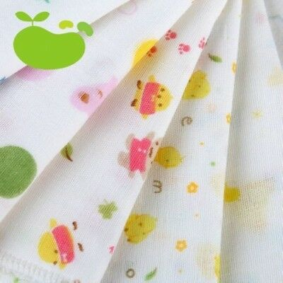 5 PCS Reusable Baby Cloth Diaper Nappy Liners Insert 12 Layers Cotton Washable