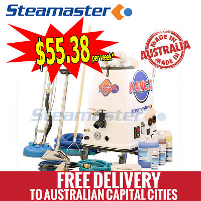 carpet extractor carpet steam cleaner cleaning equipment Kanga 1600H wand & hose