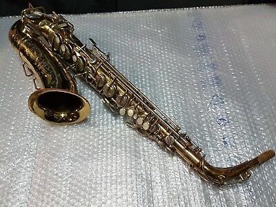 1968 MARTIN IMPERIAL ALT / ALTO SAX / SAXOPHONE - made in USA