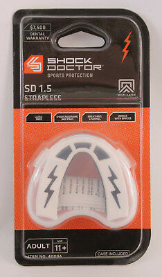 SHOCK DOCTOR SD 1.5 Strapless - Protège dents adulte - Adult Mouthgard