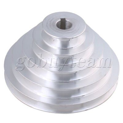 19mm Bore Outter Dia 54-150mm 5 Step A Type V-Belt Pagoda Pulley Belt