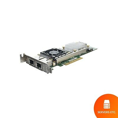 DELL 57810S PCI-E 10GBPS DUAL PORT NETWORK ADAPTER - HN10N (£140 ex-vat)