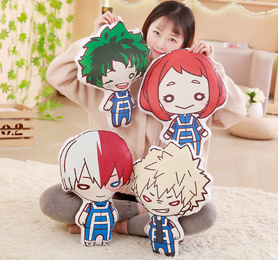 Boku no hero My Hero Academia Plush Toy Doll Pillow Home Cushion 40cm【in stock】