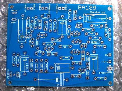 DIY NEVE BA189 PCB for 1290 mic preamp - $29.21 | PicClick Neve Schematic on