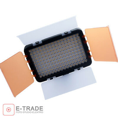LED lamp LD160 with dimmer : power / smooth control of light power + FILTER + DI