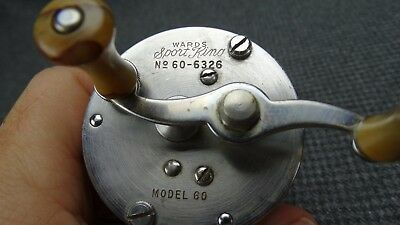 (B6) VTG Langley LakeCast Model 350 Baitcasting Reel