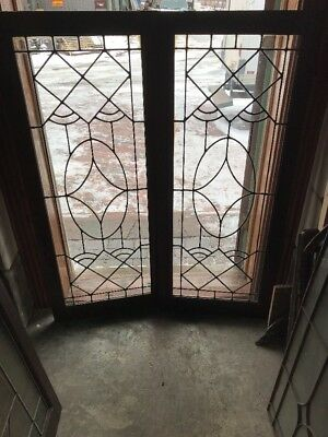 Sg 1746 Two Available Price Each Antique Transom Window 20.25 X 49.75