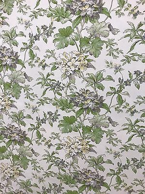BTY Home Decor Fabric By Waverly Designs Floral Cotton Upholstery