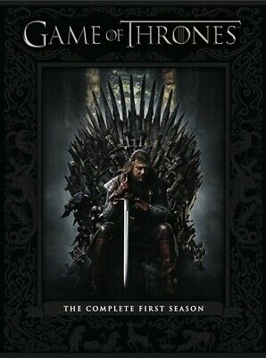 Game of Thrones Season 1 DVD Set *New, Unopened*