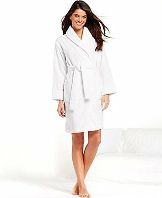 NDK NEW YORK Women s Kimono Style Short Terry Cloth Robe -  45.44 ... 043aa4336