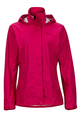 Marmot Women's Precip Jacket Bright Ruby S