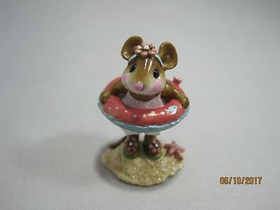 Wee Forest Folk Little Dipper - Limited Edition Mouse Social Event - New in Box