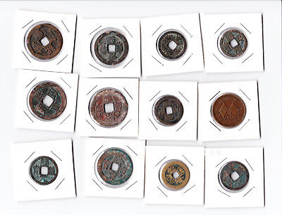 Ancient Chinese Coin, Lot of 31
