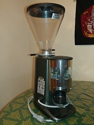 Mazzer Luigi Super Jolly Espresso coffee grinder. Serviced and cleaned Excellent