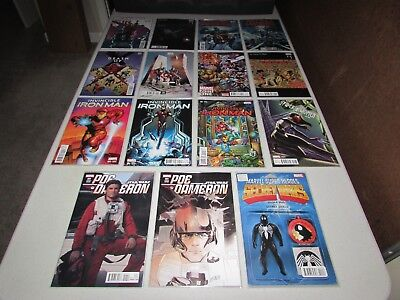MARVEL VARIANT COMICS LOT OF #1's