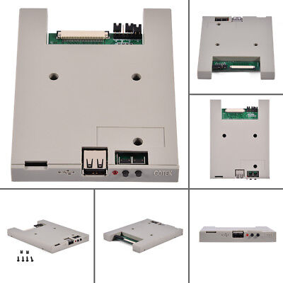 SFRM72-DU26 720KB USB Floppy Drive Emulator for BARUDAN BENS Embroidery Machine