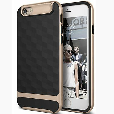 For Apple iPhone 7 8 Plus Luxury Dual Layer Shockproof Slim Grip Case Cover Skin