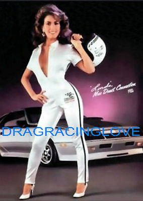 """Miss Direct Connection"" ""Linda"" 1985 ""MOPAR"" ""Pin-Up"" Girl PHOTO!"