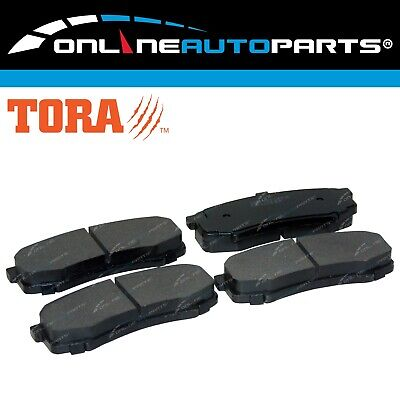 Rear Disc Brake Pad Set 4wd suits Landcruiser 70 73 75 78 79 80 100 105 Series