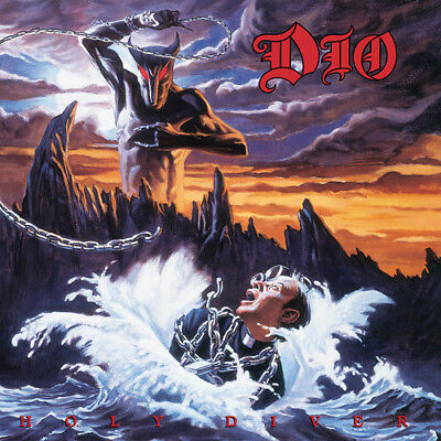 Dio - Holy Diver [New Vinyl LP] Colored Vinyl, Red, Rmst