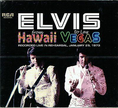 Elvis Presley - FROM HAWAII TO VEGAS  - FTD 112 New / Sealed CD - DELETED