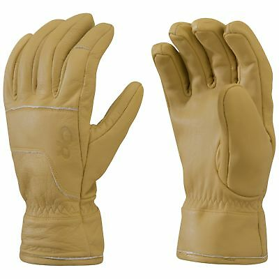 Outdoor Research Aksel Work Gloves, Natural, S