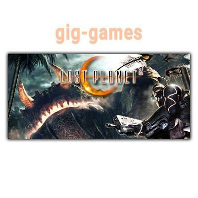 Lost Planet® 2 PC spiel Steam Download Digital Link DE/EU/USA Key Code Gift