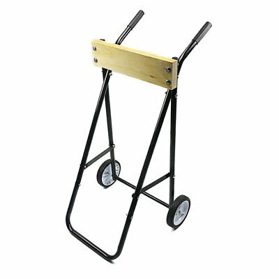 ExtraLarge Boat Outboard Motor Engine Trolley Stand Mover suits up to 60HP 100kg