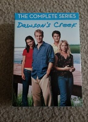 Dawsons Creek: The Complete Series (DVD, 2011, 24-Disc Set) w/ Extended Finale
