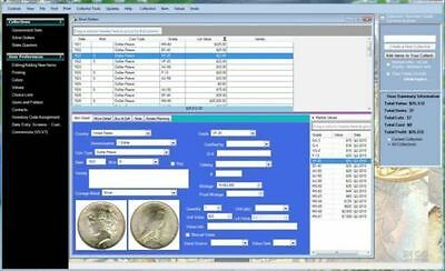 Coin Collector's Assistant - Coin Inventory Software