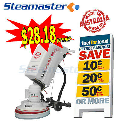 carpet extractor Floor Scrubber Polivac 1700E steam cleaner cleaning equipment