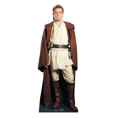 Pappaufsteller (Stand Up) Star Wars Episode I Obi-Wan Kenobi Ewan McGregor (176