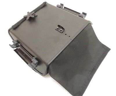 """Motion Concepts Seat Back w/Mounting Bracket for Power Chair TRM0068 19"""" x 16"""""""
