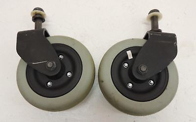 Invacare Pronto Pneumatic Deep Caster Wheel Assembly for Power Chairs (1110715)