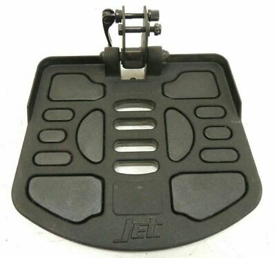 Pride Jet Footrest Platform Assembly for Power Wheelchairs-FRMASMB3182