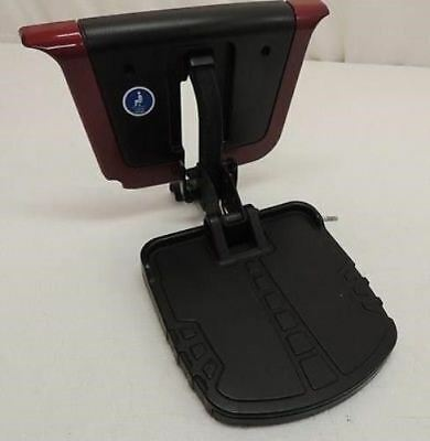 Pride Jazzy 600 XL Platform with Mounting Bracket for Electric Power Wheelchairs